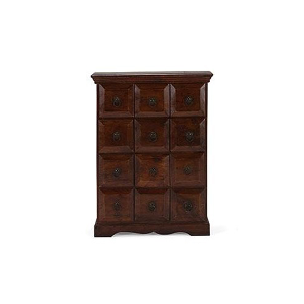 Thar Chest of 12 drawers Homebience Export Wholesale Dropship